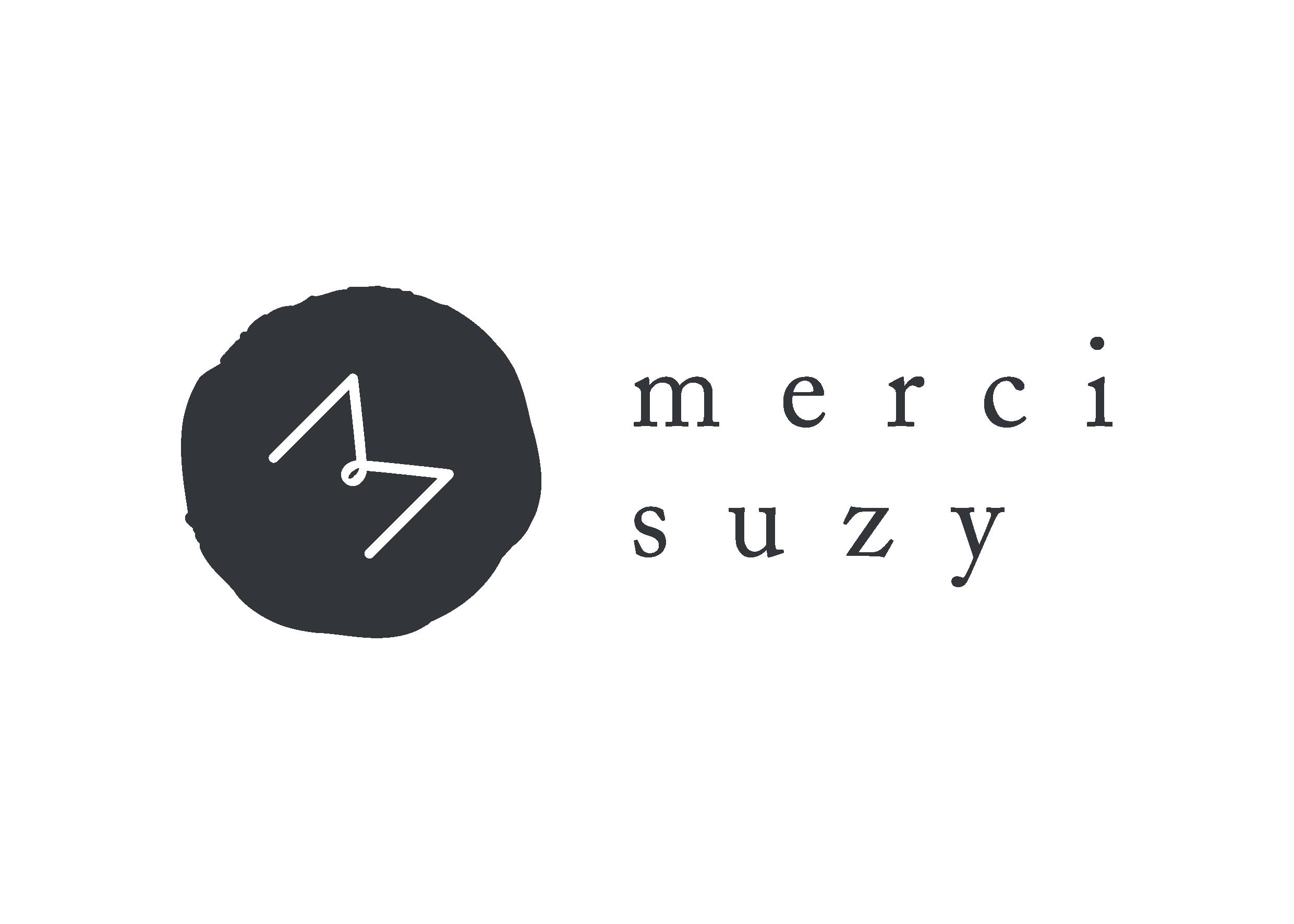 Logo Merci Suzy